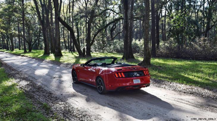 2016 Ford Mustang GT Convertible Botany Bay 18