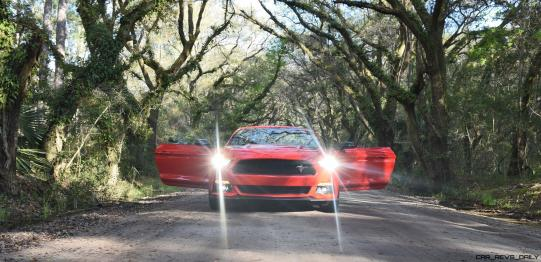 2016 Ford Mustang GT Convertible Botany Bay 22