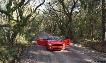2016 Ford Mustang GT Convertible Botany Bay 27