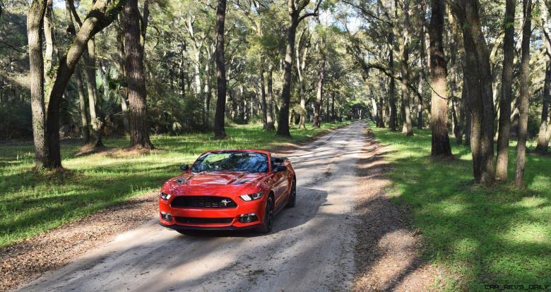 2016 Ford Mustang GT Convertible Botany Bay 9