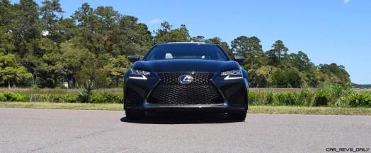 2016 Lexus GS-F Caviar Black 40