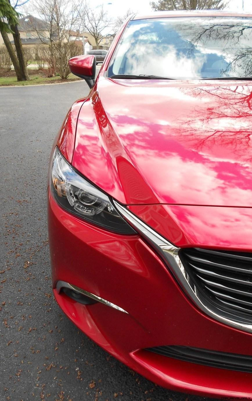 2016 Mazda 6 GT 4