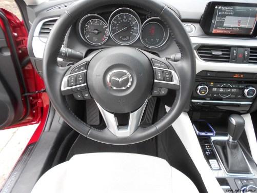 2016 Mazda 6 Grand Touring - Interior Photos 7