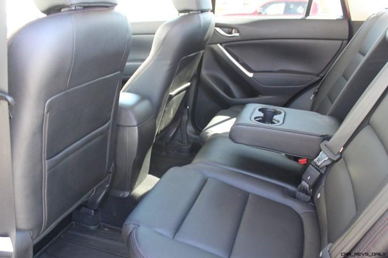 2016 Mazda CX-5 Interior 3