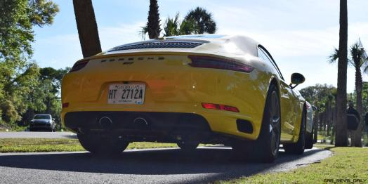 2017 Porsche 911 Carrera S – RACE YELLOW 16