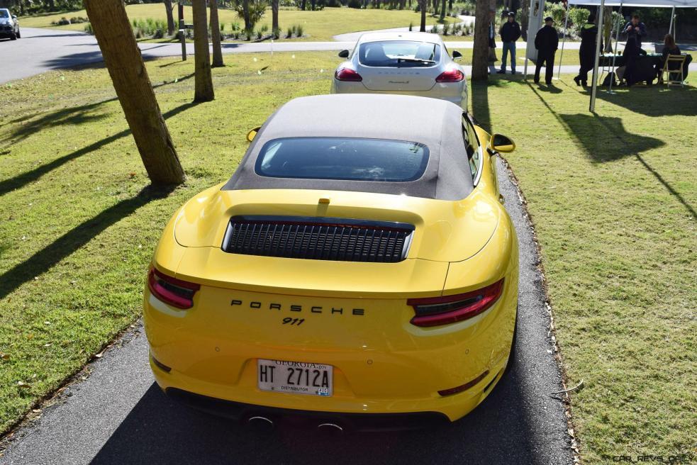 2017 Porsche 911 Carrera S – RACE YELLOW 22