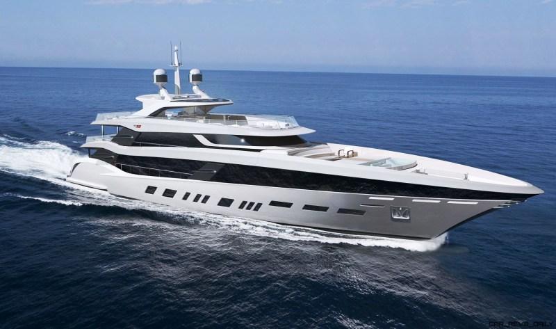 Benetti Fisker 50 Yacht 1