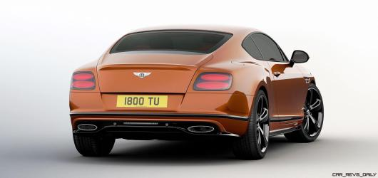 Bentley Continental GT Speed Black Edition(2)