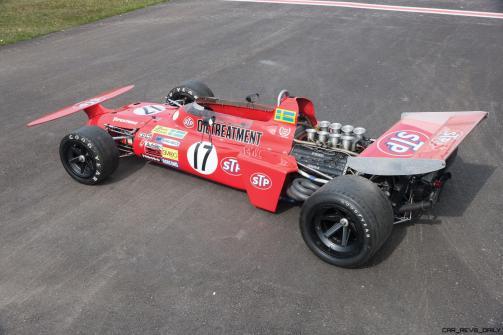 RM Monaco 2016 - 1971 March 711 F1 Car 2