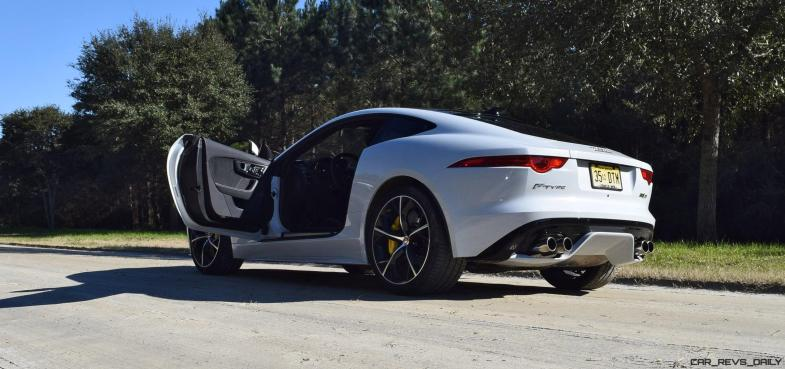 SUPERCAR of the YEAR - 2016 Jaguar F-Type R AWD Coupe 10