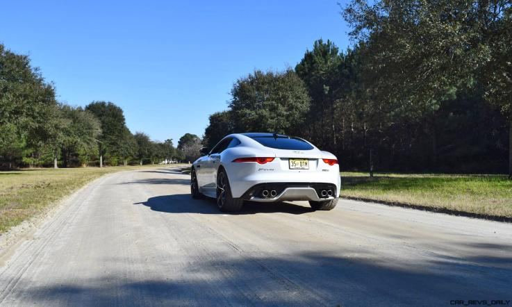 SUPERCAR of the YEAR - 2016 Jaguar F-Type R AWD Coupe 15