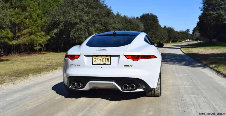 SUPERCAR of the YEAR - 2016 Jaguar F-Type R AWD Coupe 22