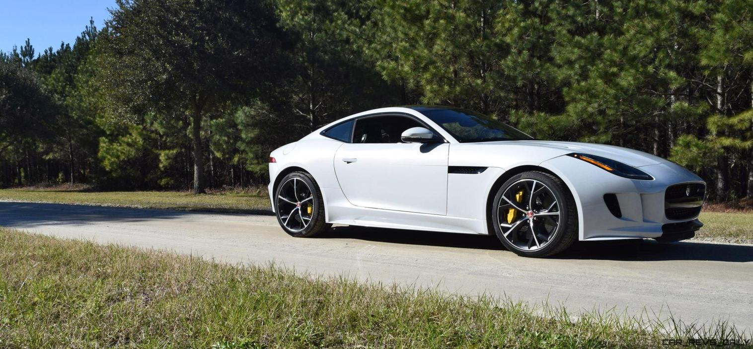 SUPERCAR of the YEAR - 2016 Jaguar F-Type R AWD Coupe 28