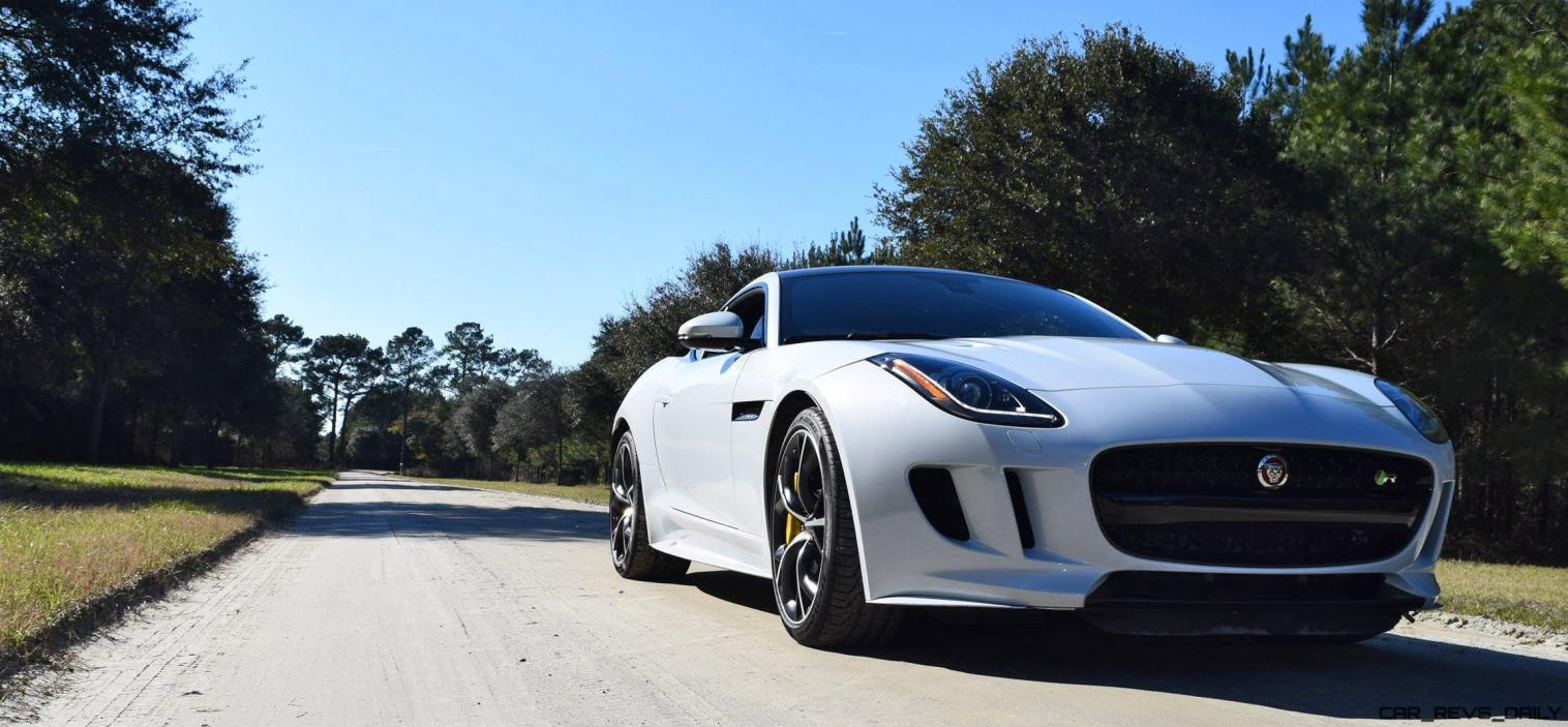 SUPERCAR of the YEAR - 2016 Jaguar F-Type R AWD Coupe 30