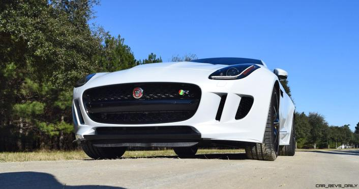 SUPERCAR of the YEAR - 2016 Jaguar F-Type R AWD Coupe 79