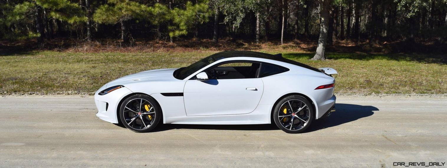 SUPERCAR of the YEAR - 2016 Jaguar F-Type R AWD Coupe 81