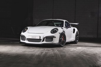TECHART Carbon Sport Package for the 911 GT3 RS 1