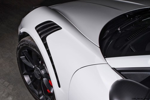 TECHART Carbon Sport Package for the 911 GT3 RS 7