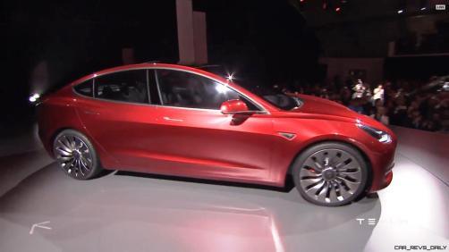 Tesla Model 3 - Launch Video Stills 10