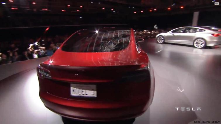Tesla Model 3 - Launch Video Stills 14