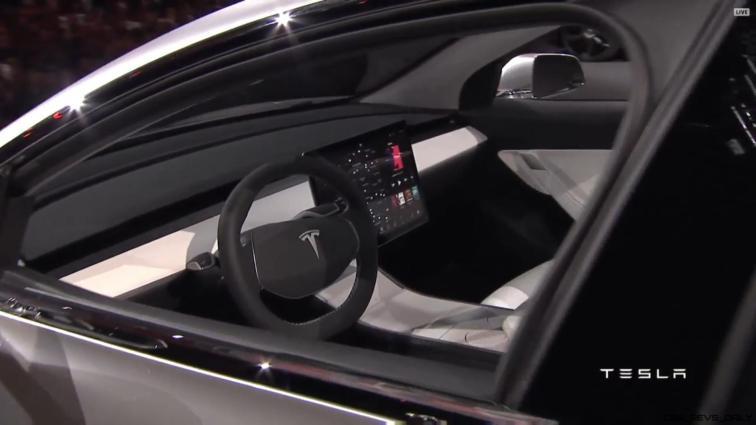 Tesla Model 3 - Launch Video Stills 16