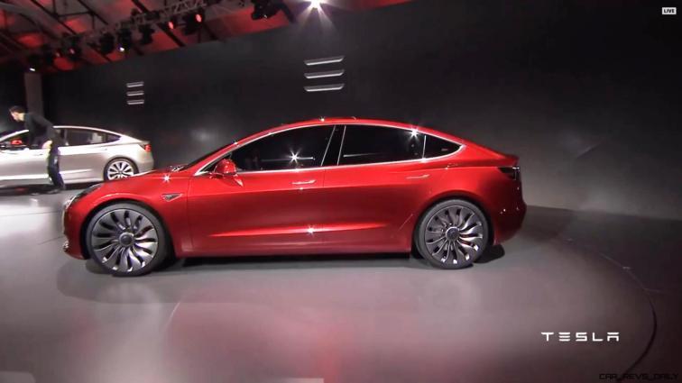Tesla Model 3 - Launch Video Stills 2