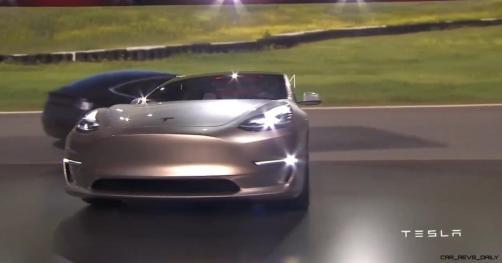 Tesla Model 3 - Launch Video Stills 30