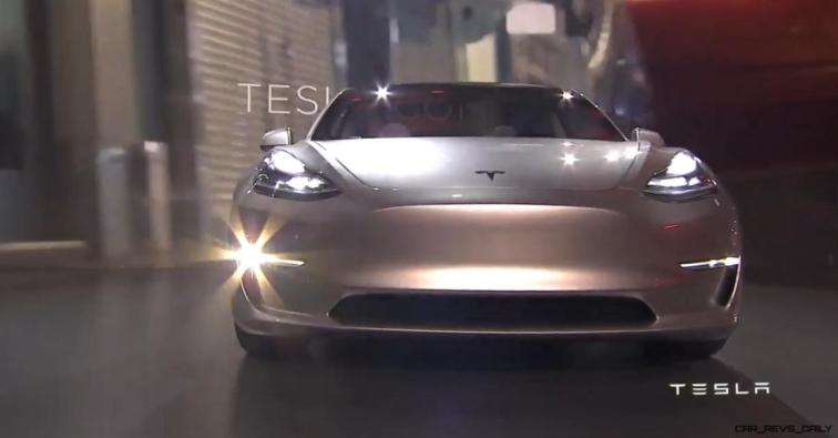 Tesla Model 3 - Launch Video Stills 40