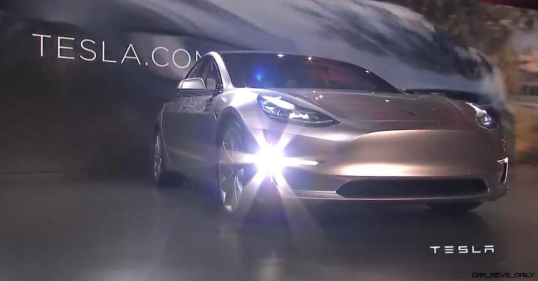 Tesla Model 3 - Launch Video Stills 43