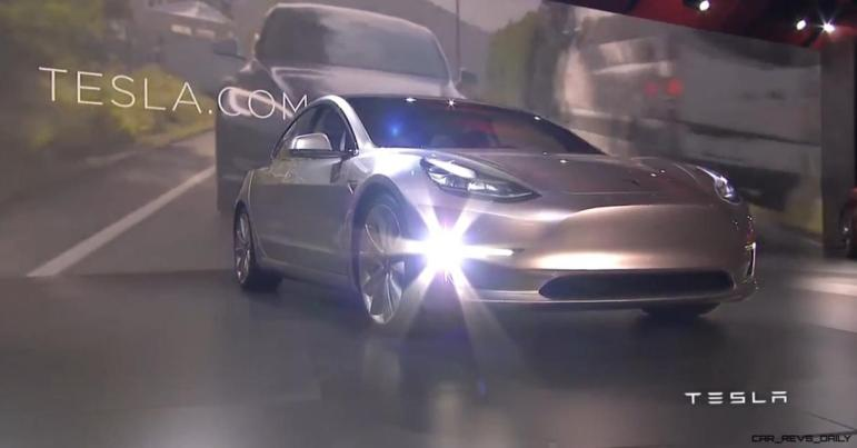 Tesla Model 3 - Launch Video Stills 44