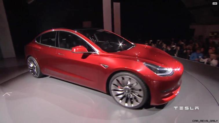 Tesla Model 3 - Launch Video Stills 9