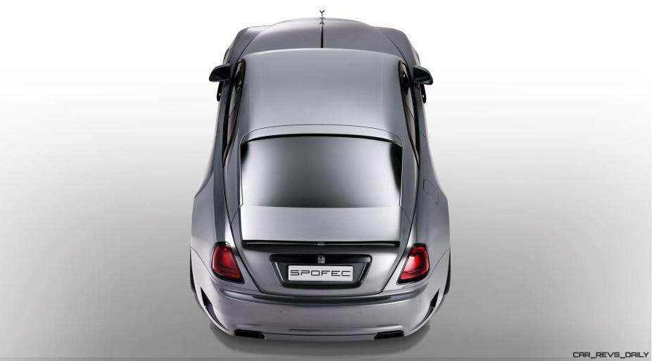 2016 SPOFEC Rolls Royce Wraith OVERDOSE 13