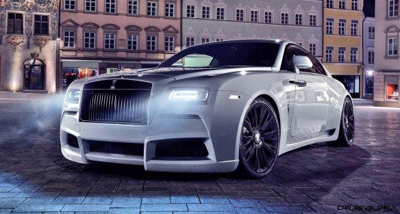 2016 SPOFEC Rolls Royce Wraith OVERDOSE 17