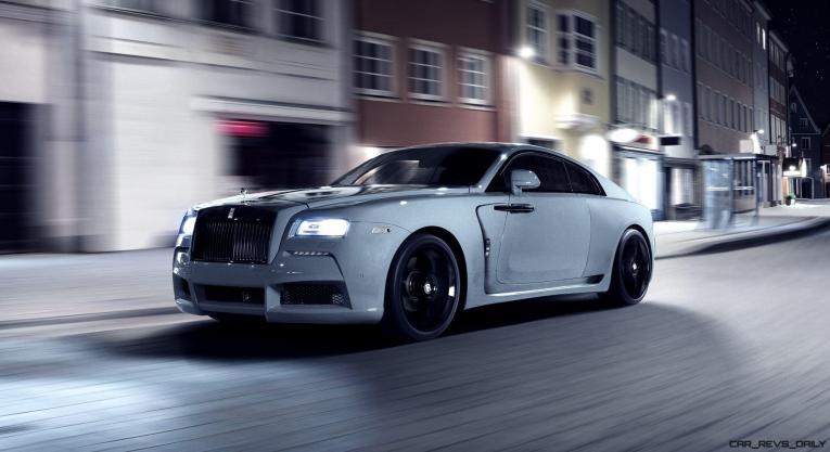 2016 SPOFEC Rolls Royce Wraith OVERDOSE 19