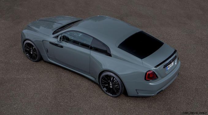 2016 SPOFEC Rolls Royce Wraith OVERDOSE 32