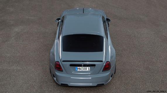2016 SPOFEC Rolls Royce Wraith OVERDOSE 33