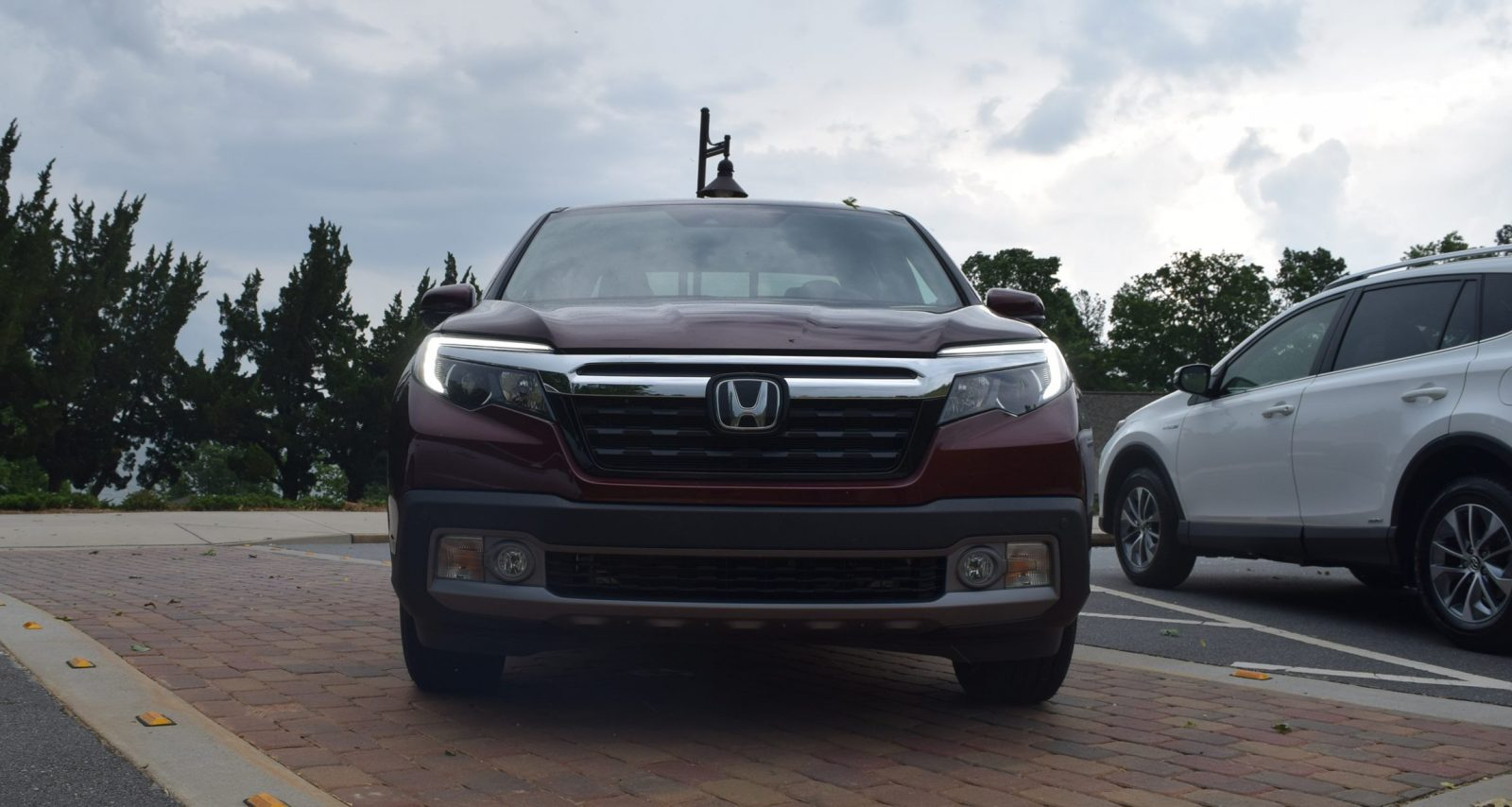 2017 Honda RIDGELINE RTL E SpeakerBed Stereo Intro And