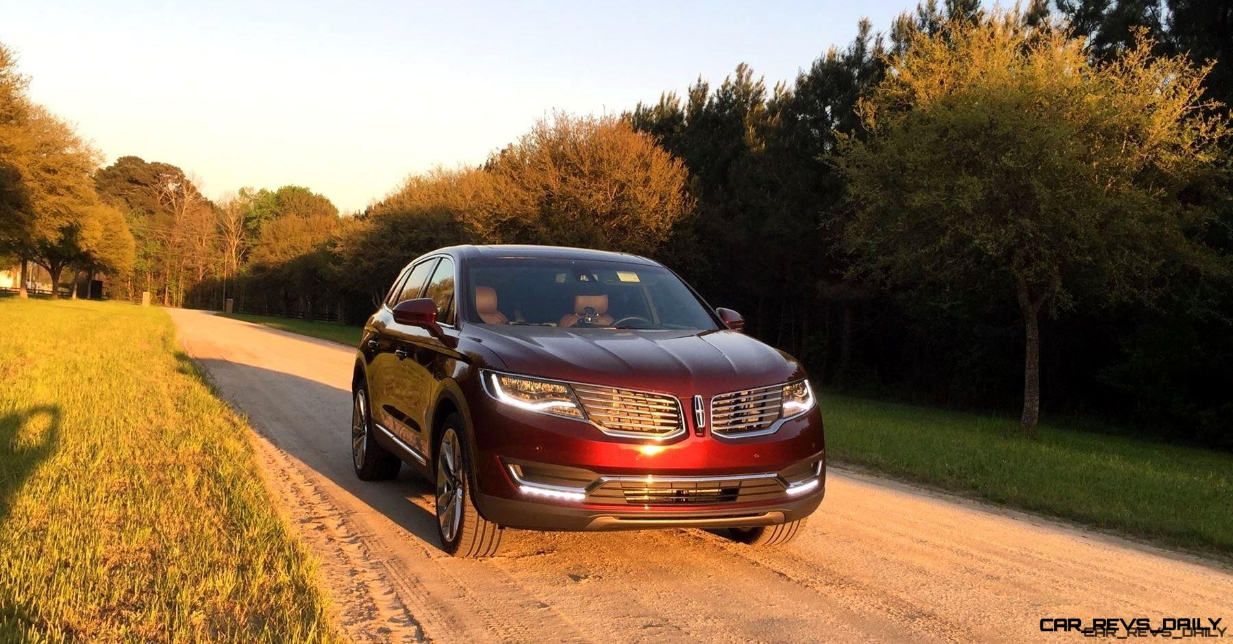 HD Road Test Review - 2016 Lincoln MKX 20
