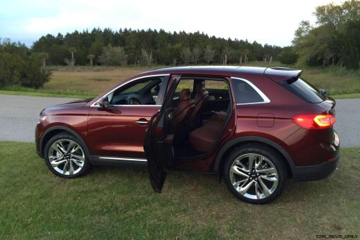 HD Road Test Review - 2016 Lincoln MKX 9