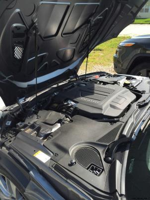 Road Test Review - 2016 Jaguar F-Type R Convertible 13