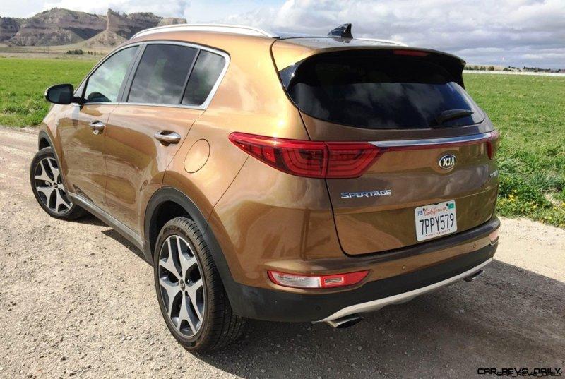Road Test Review - 2017 KIA Sportage SX AWD - By Tim Esterdahl 31