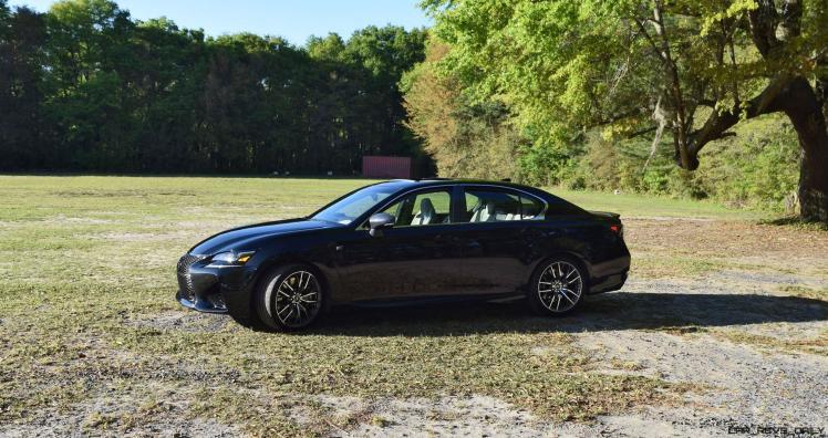 Lexus GS F 11