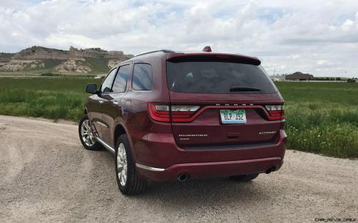 Road Test Review - 2016 Dodge DURANGO - By Tim Esterdahl 1