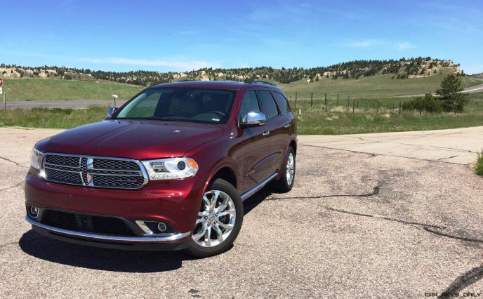 Road Test Review - 2016 Dodge DURANGO - By Tim Esterdahl 5