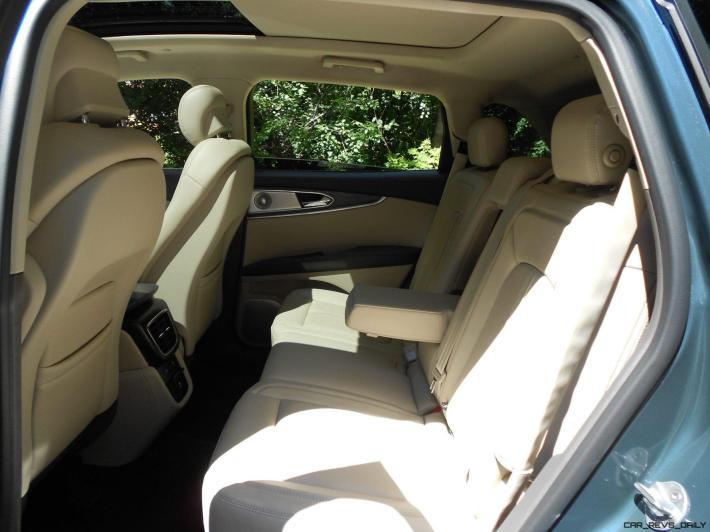 2016 Lincoln MKX Interior Ken Glassman 1
