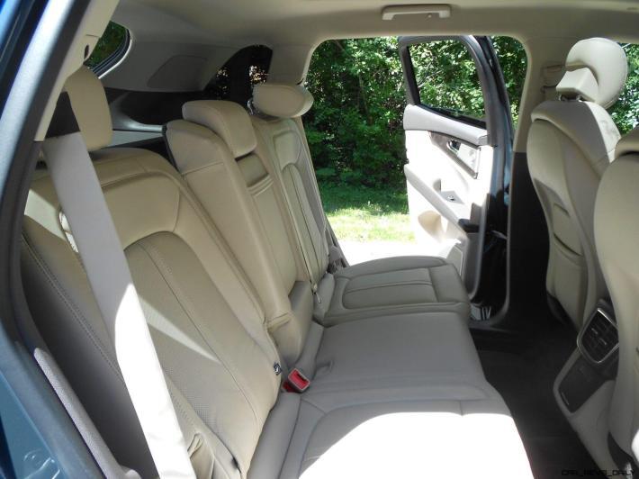 2016 Lincoln MKX Interior Ken Glassman 10