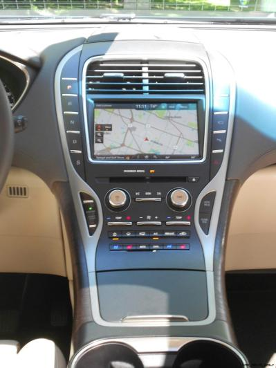 2016 Lincoln MKX Interior Ken Glassman 15