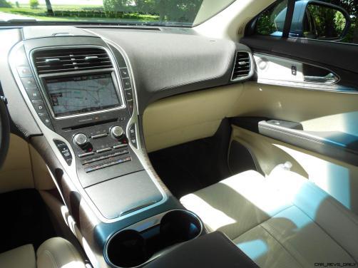 2016 Lincoln MKX Interior Ken Glassman 3