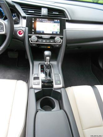 2016 Honda Civic Sedan - Interior 6