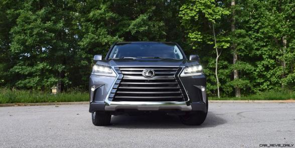 2016 Lexus LX570 - Exterior Photos 11